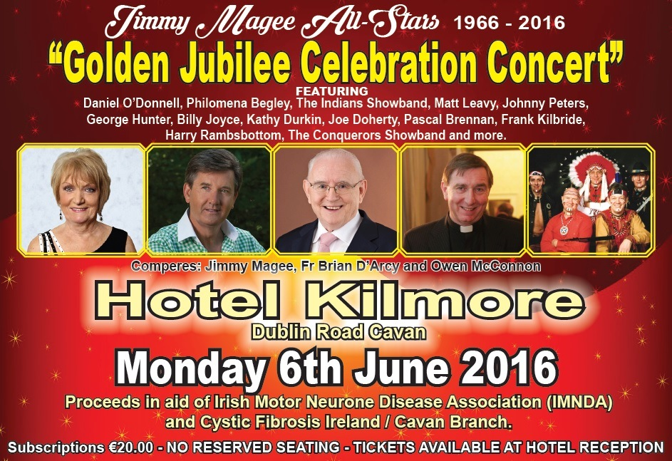Jimmy Magee All Stars Pic