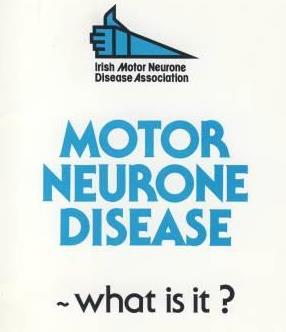 Motor Neurone Disease What is it2