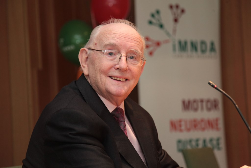 Jimmy Magee's Books to Raise Money for the IMNDA