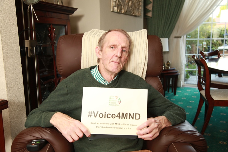 <p>Sponsored Silence #Voice4MND</p>