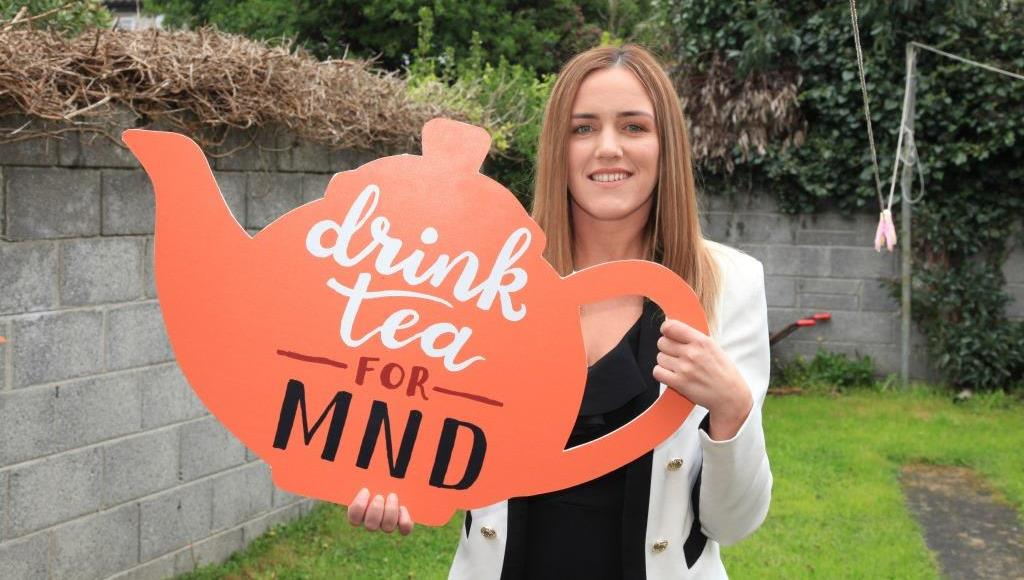 <p>Drink Tea for MND!</p>