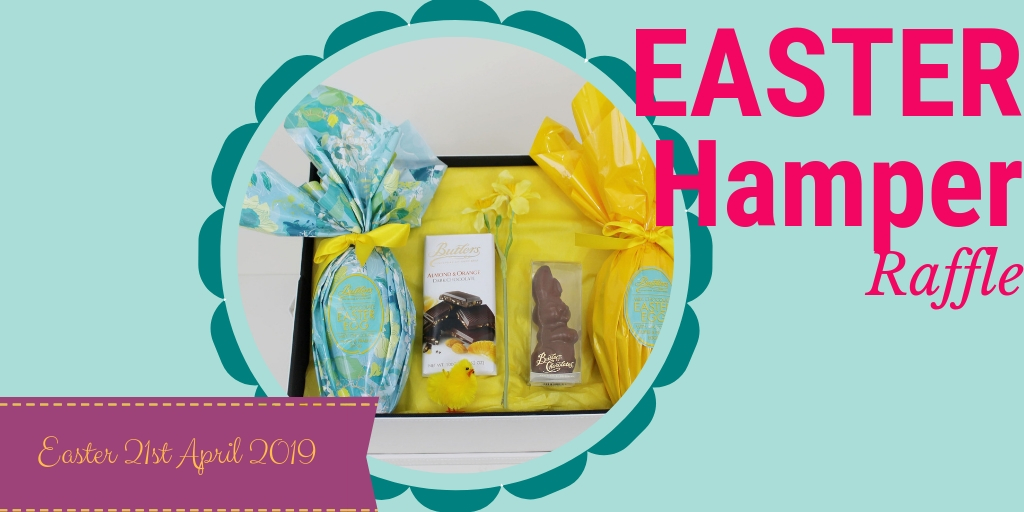 Easter Egg Hamper Raffle!