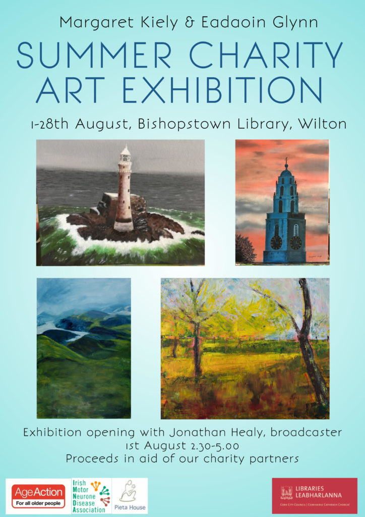 Summer Charity Art Exhibition